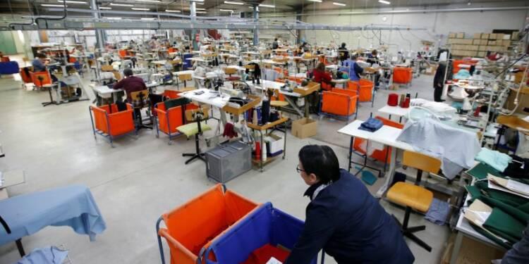 L'activité accélère encore dans le secteur manufacturier en France