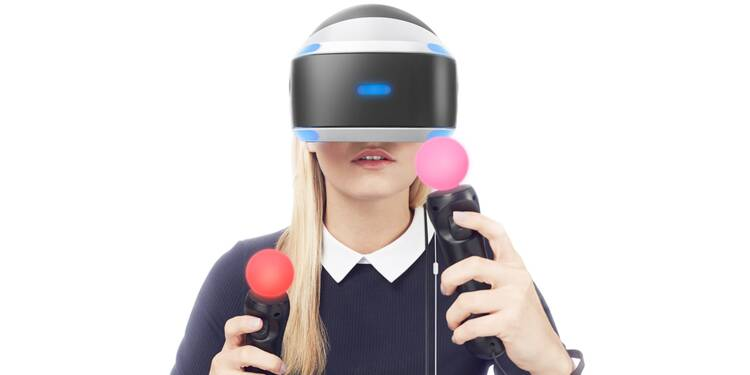 Playstation VR : le casque de Sony démarre mieux que ceux de Facebook et HTC
