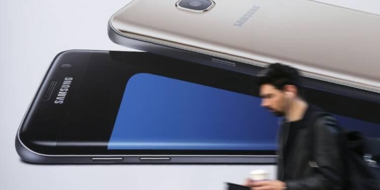 Fiasco du Galaxy Note 7: Samsung poursuit sa chute en Bourse
