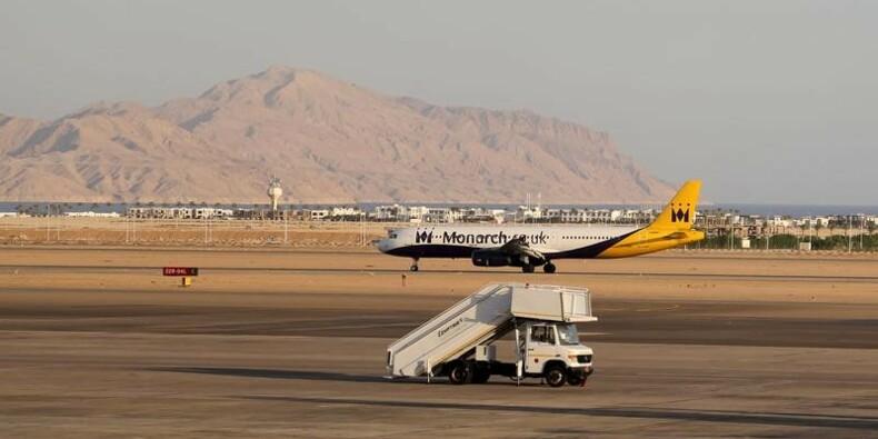 L'Egypte critique la suspension des vols britanniques vers le Sinaï