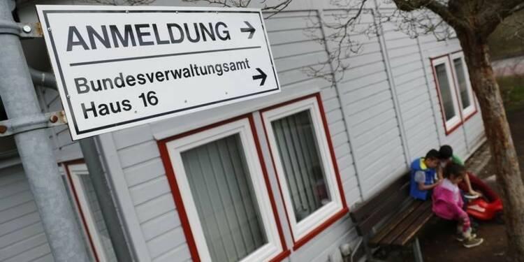 L'Allemagne a reçu 890.000 migrants en 2015