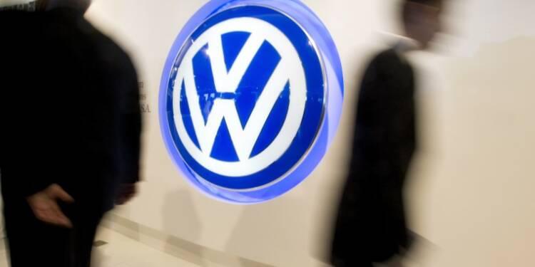 Le repli de la marque VW souligne l'ampleur des défis du groupe