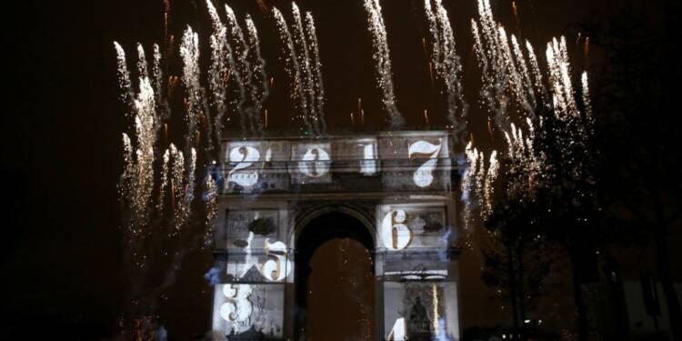 454 interpellations en France pour la Saint-Sylvestre