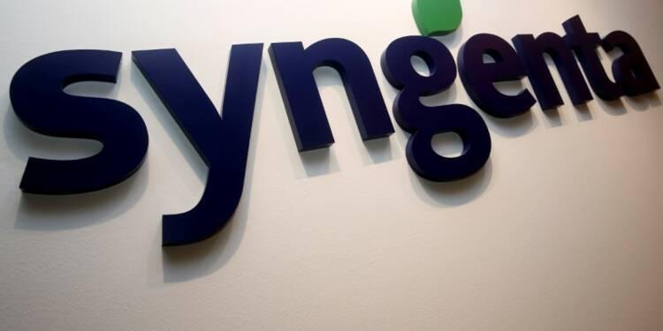Syngenta s'efforce de rassurer sur sa fusion avec ChemChina