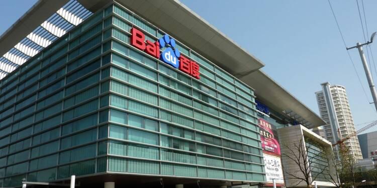 Mieux que Google : investissez dans le chinois Baidu