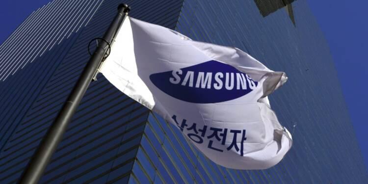 Samsung Electronics envisage de se scinder en deux
