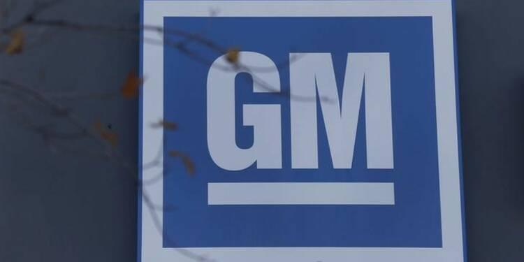 GM va supprimer 2.000 emplois dans deux usines aux USA