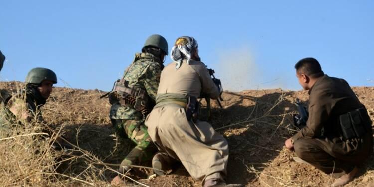 La reconquête de Mossoul sera longue, dit Le Drian