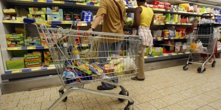 Les prix à la consommation inchangés en octobre
