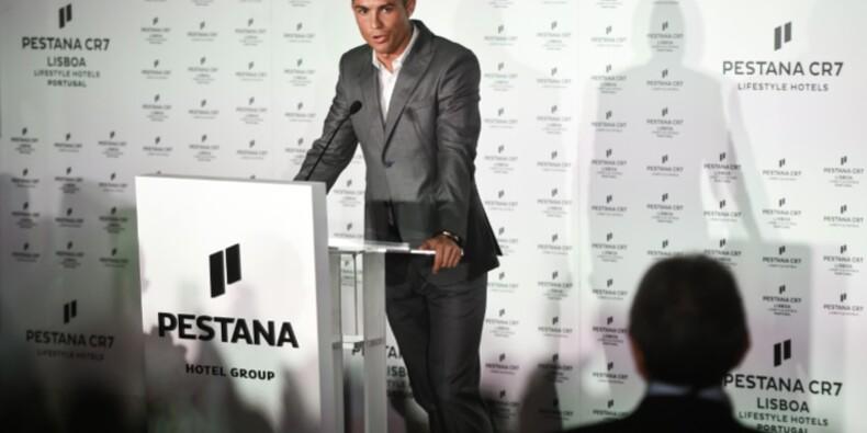 Cristiano Ronaldo inaugure à Lisbonne un deuxième hôtel à son enseigne