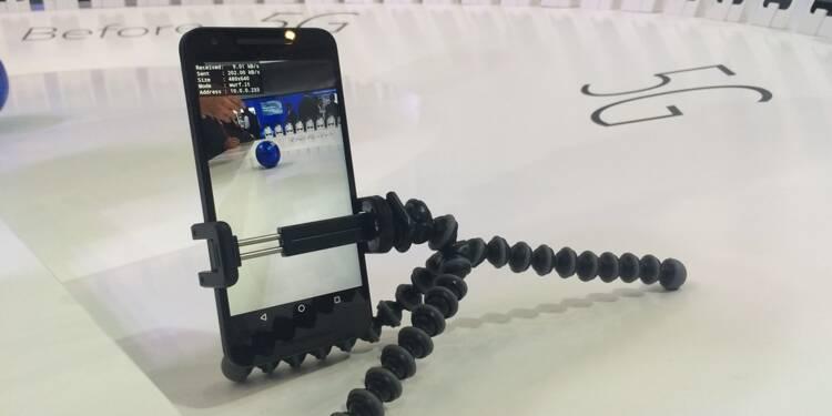 Le réseau 5G fera de votre smartphone la télécommande du quotidien