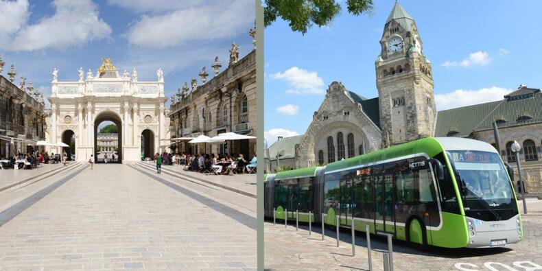 Nancy – Metz : le match des métropoles de l'Est