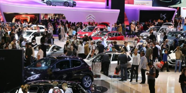 Dieselgate et doutes existentiels planent sur le Mondial de l'Auto