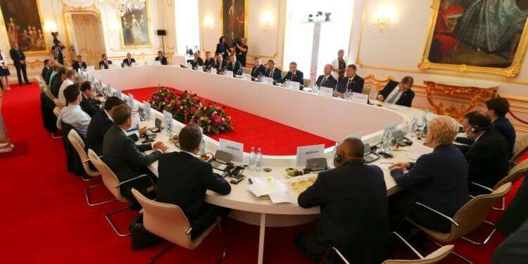"""Les 27 au chevet d'une Union européenne dans un état """"critique"""""""
