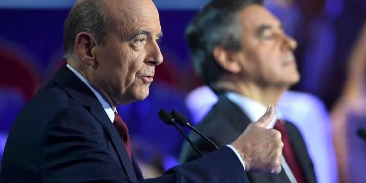 Juppé jugé encore le plus convaincant après le deuxième débat