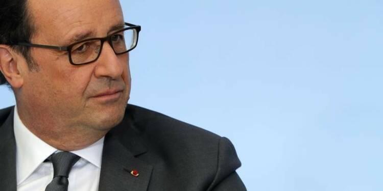 Bartolone s'interroge sur une nouvelle candidature Hollande
