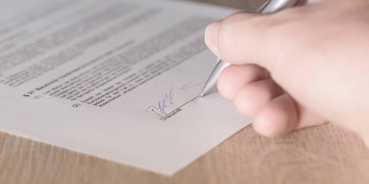 Une signature mal placée suffit-elle à invalider une caution ?