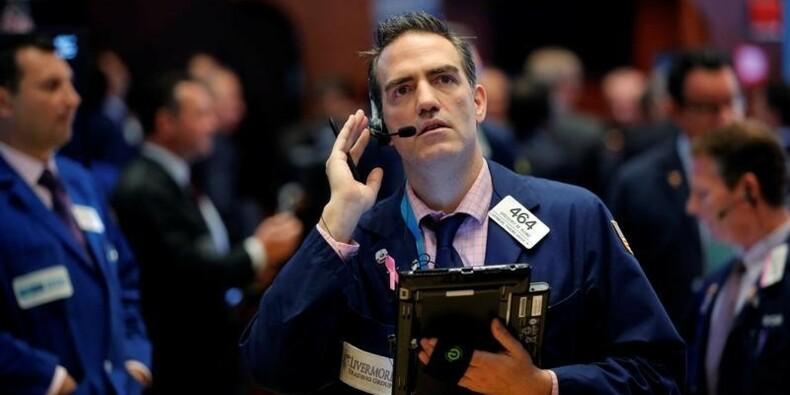 Wall Street a profité du pétrole, Intel a pesé