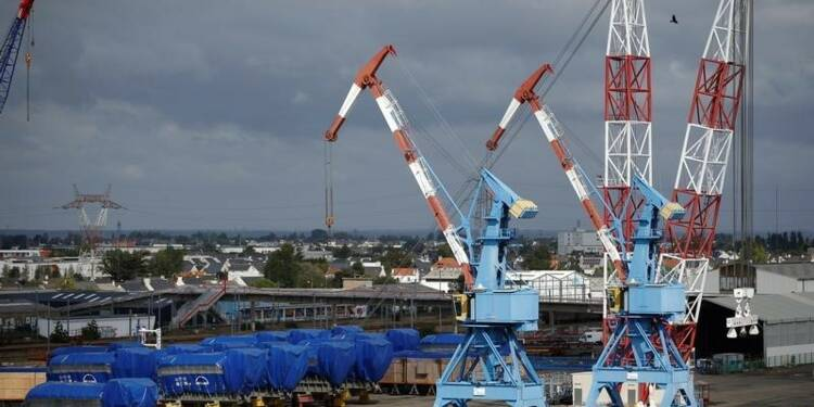 L'Etat français pourrait prendre la majorité de STX France