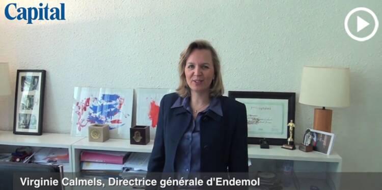 Le bureau de… Virginie Calmels, directrice générale d'Endemol