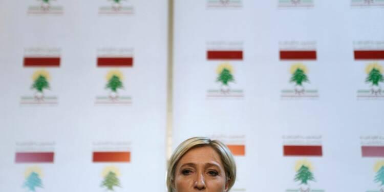 L'accueil ambivalent du monde politique libanais à Le Pen