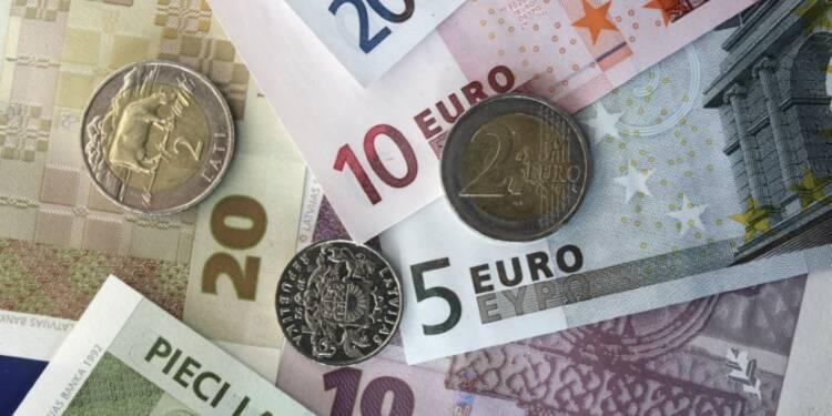 Forte hausse de l'excédent courant en novembre