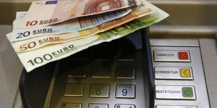 Inflation allemande confirmée à +1,0% en décembre, +1,7% l'an