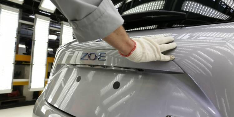 Voiture électrique : bientôt une Renault Zoé à plus de 400 km d'autonomie ?