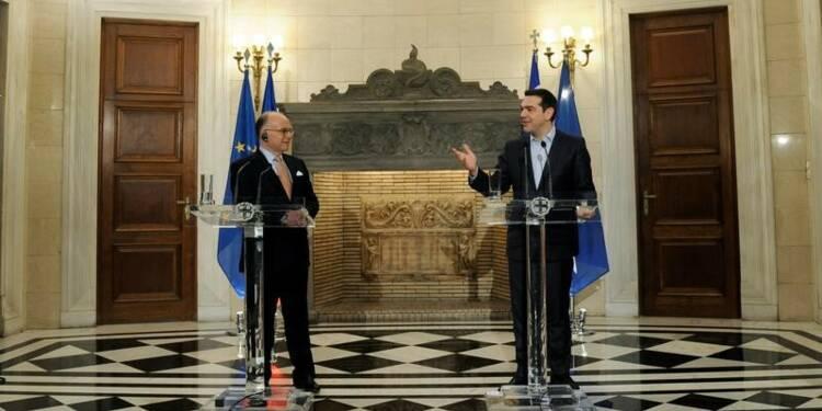 """Grèce: Cazeneuve évoque une """"volonté politique"""" d'aboutir"""