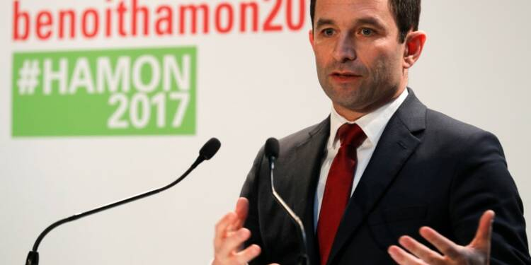 Hamon donne ses mesures de transparence en pleine affaire Fillon
