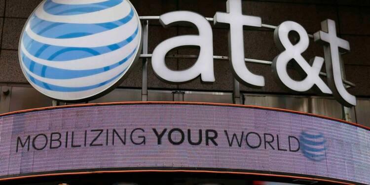 AT&T crée un géant télécoms-médias en rachetant Time Warner