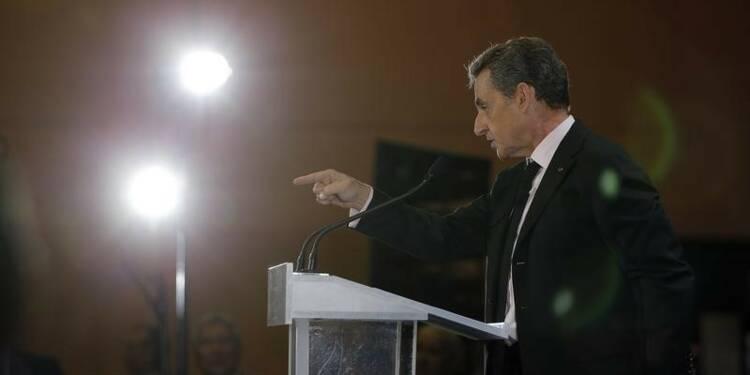 Nicolas Sarkozy traite Emmanuel Macron de donneur de leçons