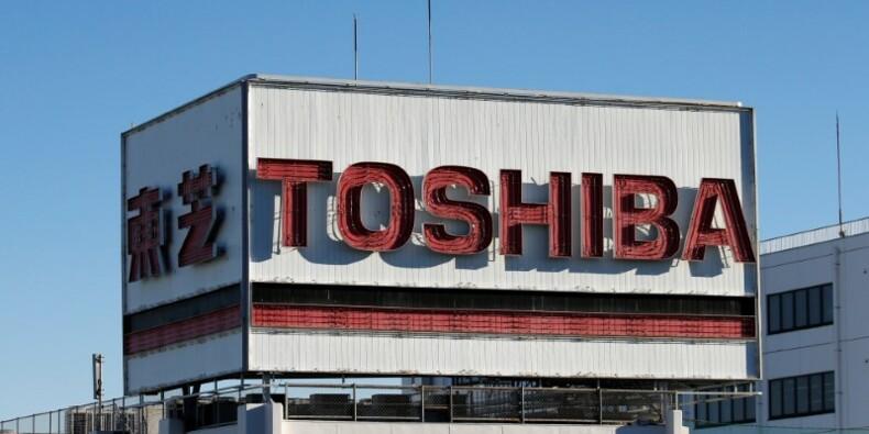 Toshiba: Perte nucléaire plus forte que prévu, le titre chute