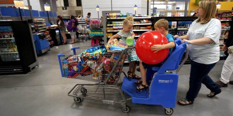 Wal-Mart veut créer 10.000 emplois aux Etats-Unis cette année