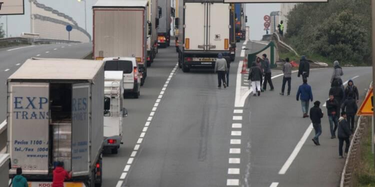 Les transporteurs manifesteront contre l'insécurité à Calais