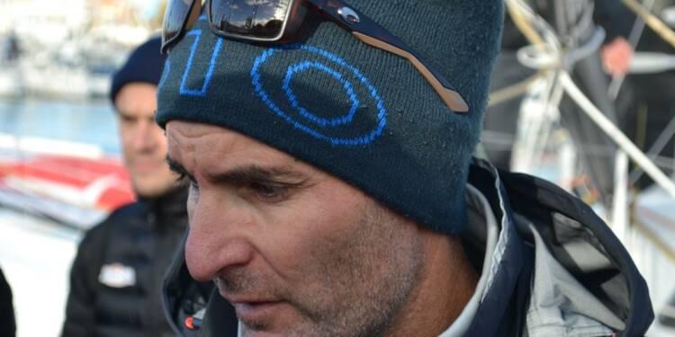 Pour Jérémie Beyou, troisième du Vendée Globe, la chasse aux sponsors a déjà commencé