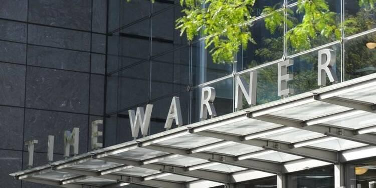 Time Warner publie un chiffre d'affaires  supérieur aux attentes au 4e trimestre