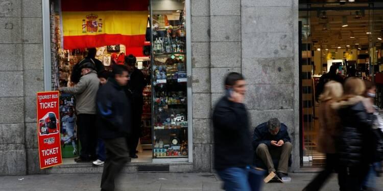 La conjoncture reste bonne en Espagne malgré l'impasse politique