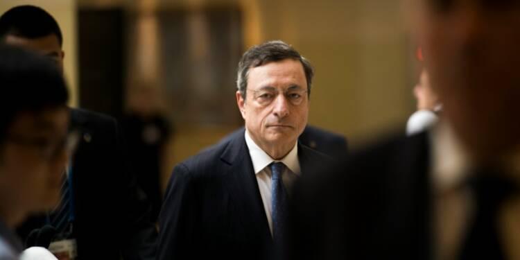La BCE reste attentiste et déçoit les marchés