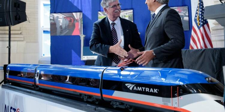 Alstom vend enfin ses TGV aux Etats-Unis