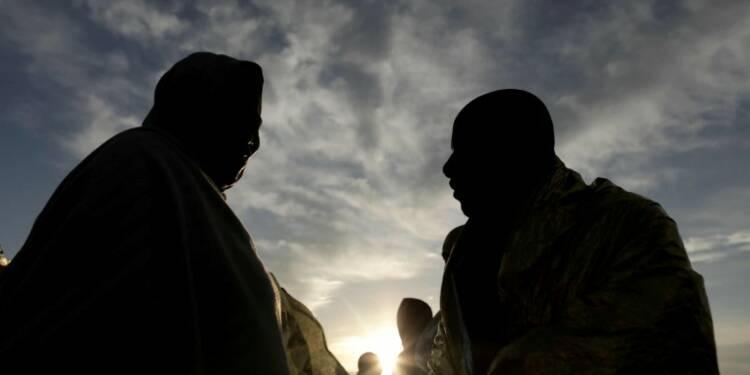 En Méditerranée, 2.400 migrants sauvés, 14 morts