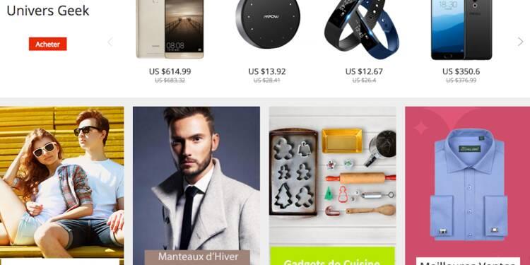 « Sur AliExpress, les coques d'iPhone sont trois fois moins chères » assure son patron en France