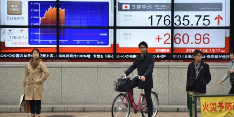 Le Japon affiche une croissance estivale supérieure aux attentes