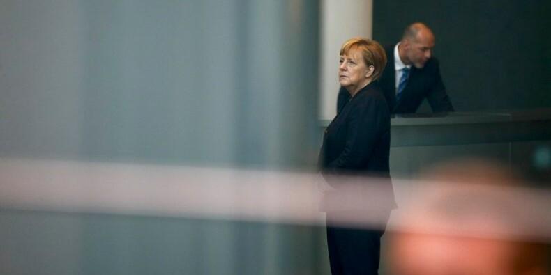 Merkel souhaite la poursuite des discussions UE-USA sur le TTIP