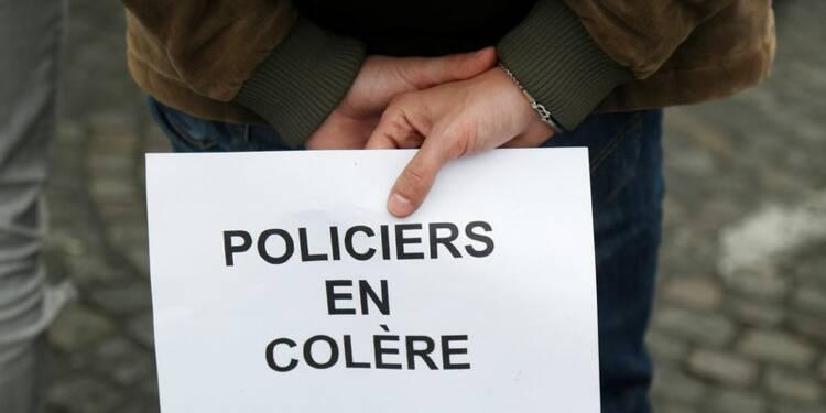 Nouvelles manifestations policières malgré l'annonce d'un plan