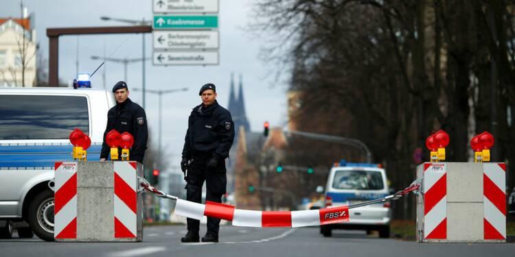 Une voiture fonce sur des passants en Allemagne, un mort
