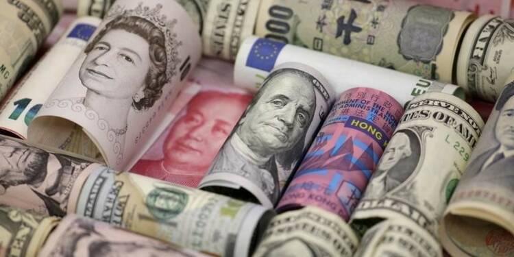 Le sterling à moins de 1,27 dollar pour la 1ère fois depuis 1985