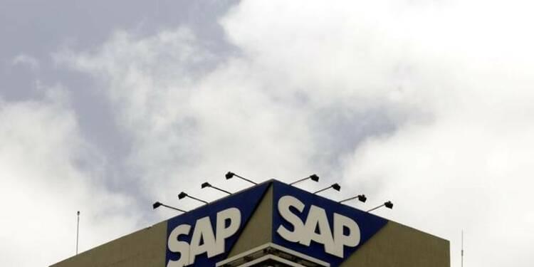 SAP se montre optimiste malgré des résultats mitigés