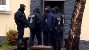 Cinq recruteurs présumés de l'EI arrêtés en Allemagne