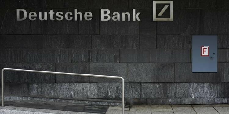 Deutsche Bank va verser 425 millions de dollars aux USA pour régler le contentieux russe